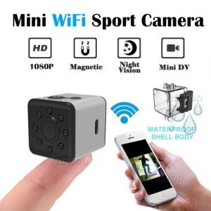 1080P Full HD Mini Camera – SQ13