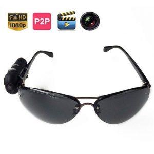 1080P HD Camera Sunglasses – Eli