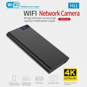 1080p WiFi Hidden Camera 10000mah Portable Power Bank – Rick