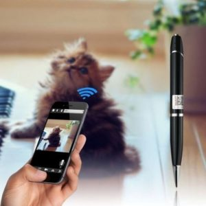1280x720 HD Hidden Mini Camera Pen - Sean