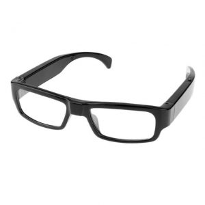 720p Spy Glasses with Detachable Battery - Tyler