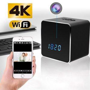 Bluetooth Speaker with Tiny HD 1080P Camera – Arthur