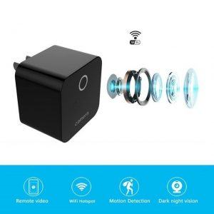 Full HD 1080P Mini Wireless Camera – Lucas