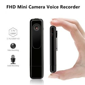 Full HD 1080P Wearable Small Camera – Bonnie