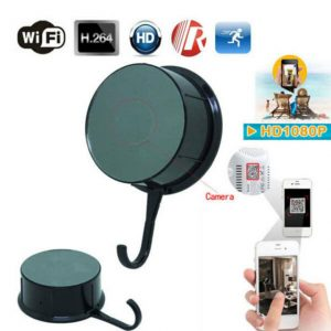 WiFi 1080p Full HD Secret Hidden Camera Hook - Samuel