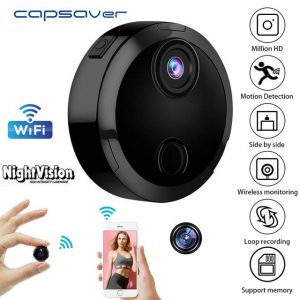 WiFi HD 1080P Mini Home Security Camera – Emilia