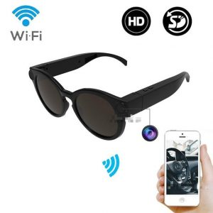 1080P Full HD Spy Camera Sunglasses – James