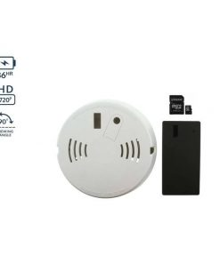 Smoke Detector Kit With Hidden Camera Alden Spy Cameras Hd